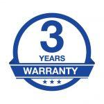 3 year warranty Nemacom