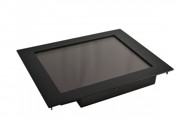 12.1 Panel Mount Industrial Touchscreen Display Front