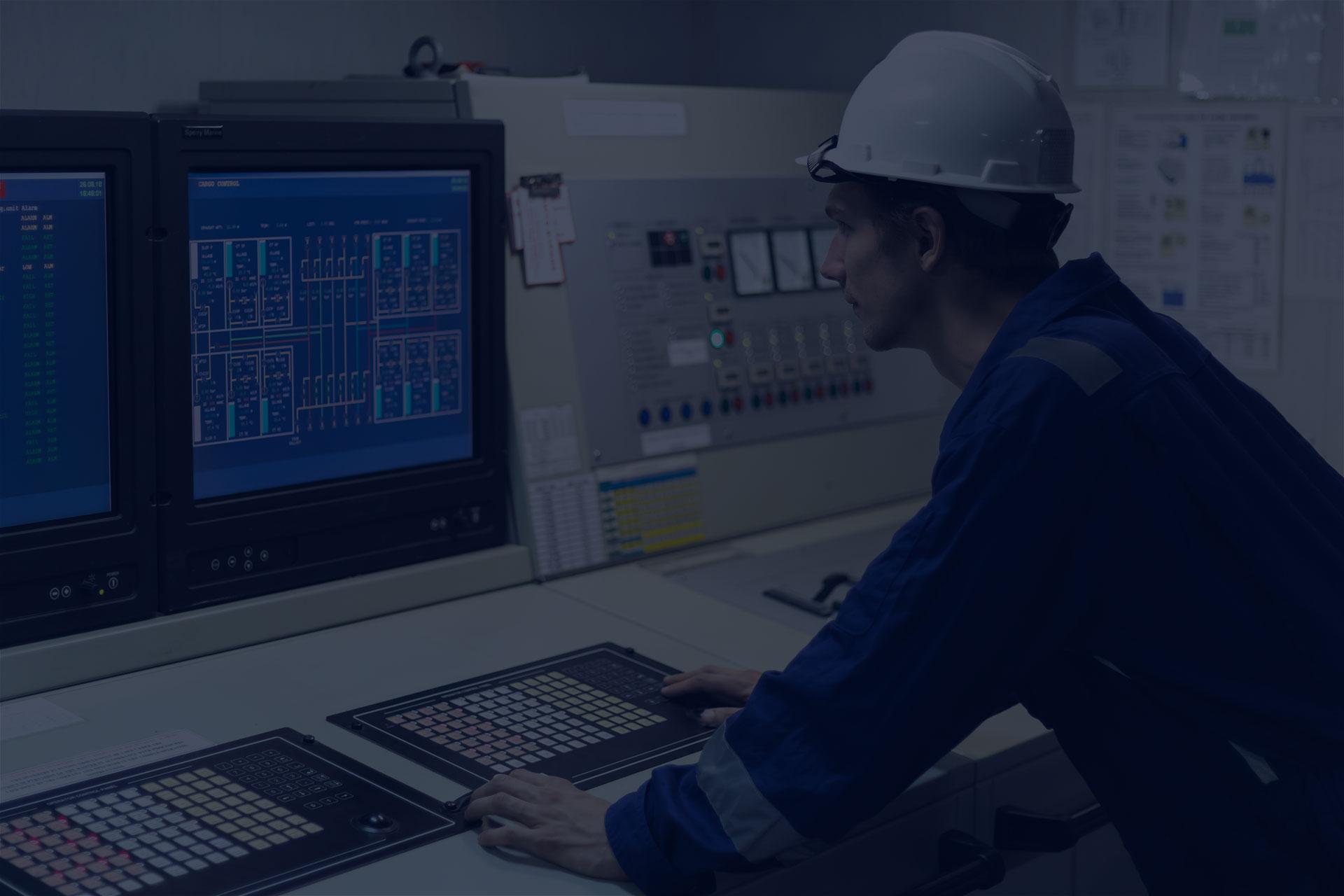 Nemacom Industrial Touchscreen Displays, Industrial PCs & Panel PCs