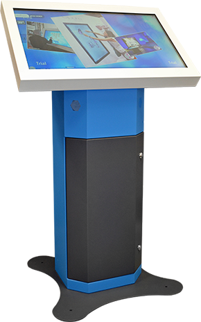 Nemacom TouchView Kiosk Manufacturer UK