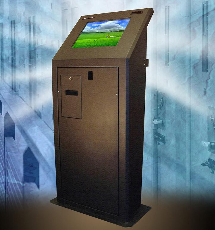 Nemacom Secure Kiosk Manufacturer