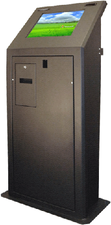 Nemacom Secure Kiosk Manufacturer UK