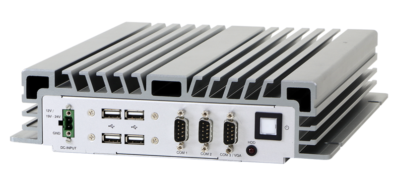 Embedded Box PC, Industrial Computing, Embedded Systems, Nemacom, BPC-5080