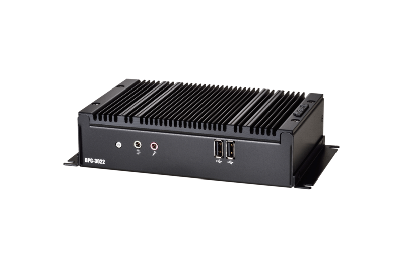 Embedded Box PC BPC-3022