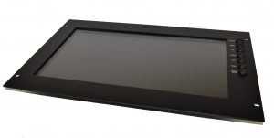 Rackmount Industrial Touchscreen Display Nemacom