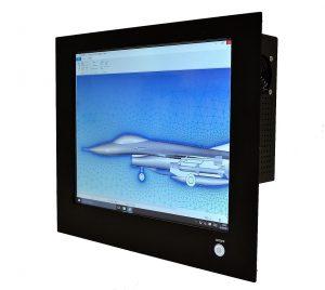 Touchscreen Panel PC Nemacom
